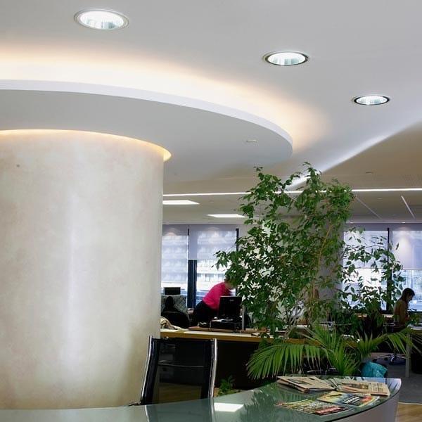 Flos Soffitto Fluorescente Incasso Lampada Ecolight Da A tsrQdCh