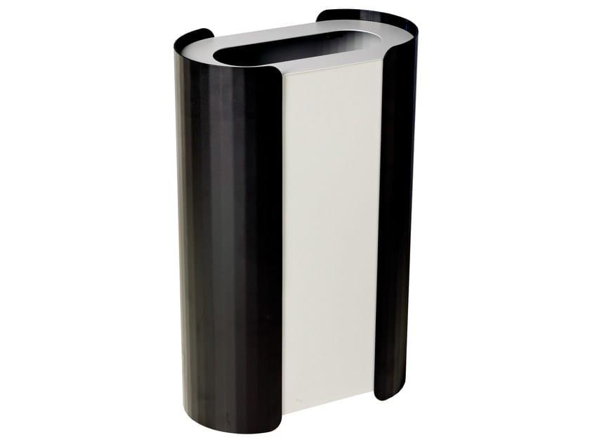 Steel litter bin LOUNGE by Nola Industrier