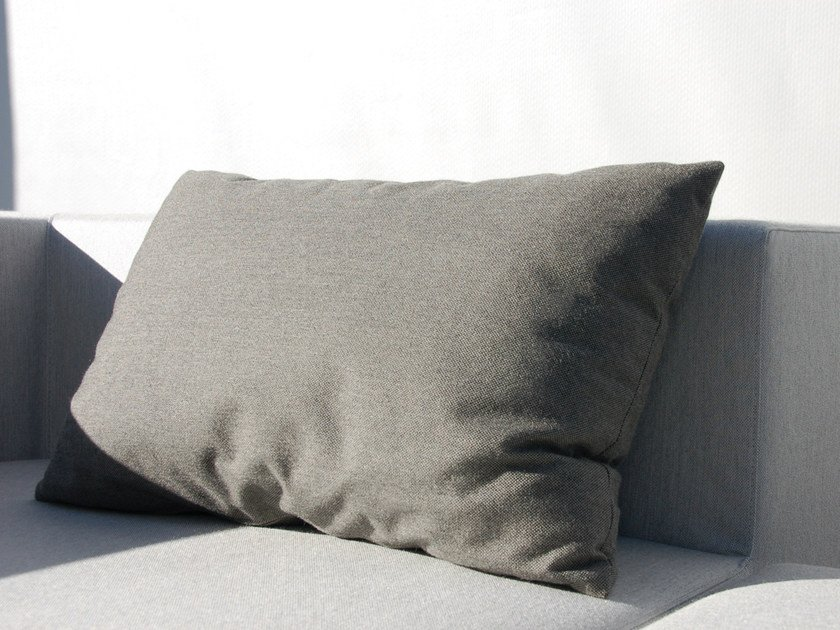 Cuscini Rettangolari Per Divani.Cuscino Rettangolare In Tessuto Per Divani Bob Cuscino