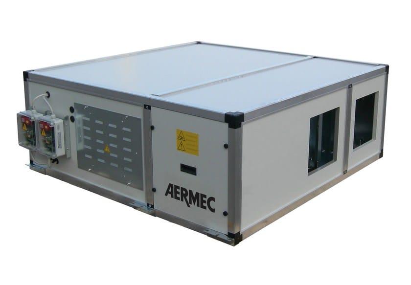 Unidade de recuperação de calor URX CF by AERMEC