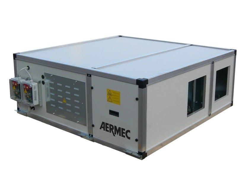 Heat recovery unit URHE CF by AERMEC