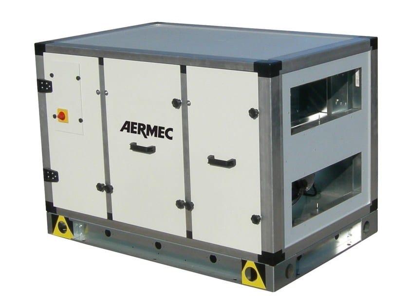 Heat recovery unit ERSR by AERMEC