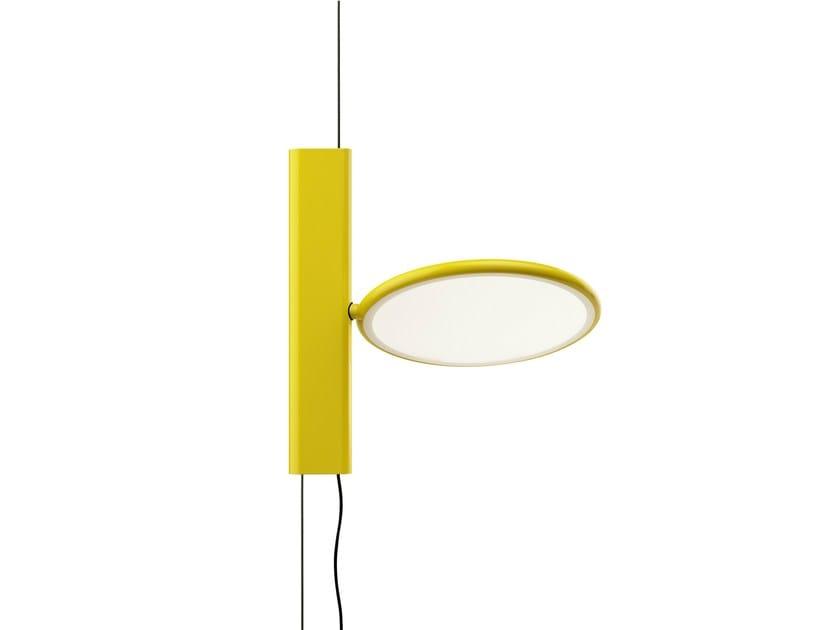 Adjustable pendant lamp OK by FLOS