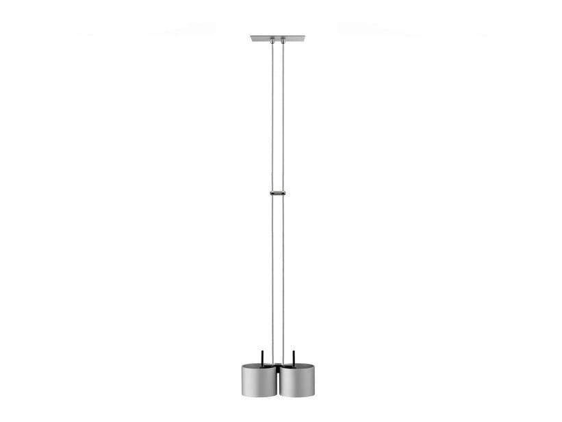 LED aluminium pendant lamp LIGHTLIGHT® MONO | Pendant lamp by FLOS