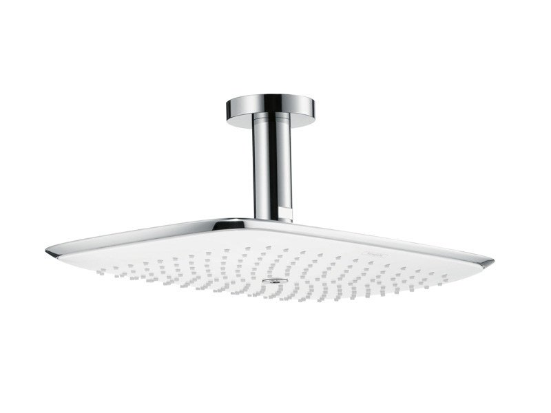 Ceiling mounted overhead shower PURAVIDA | Ceiling mounted overhead shower by hansgrohe