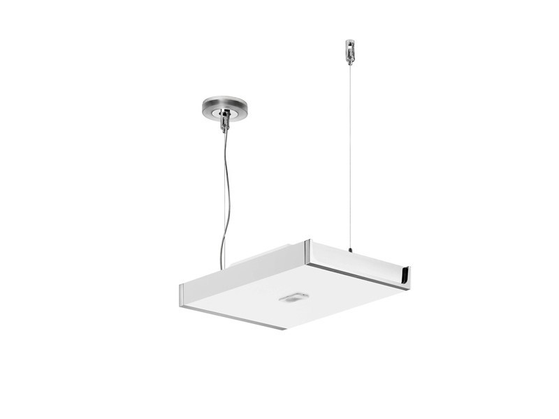 LED suspended emergency light MINI BEAM EMERGENCY by FLOS