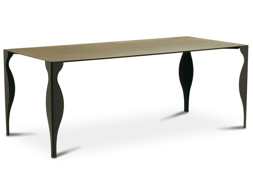 Iron table LADY | Table by Cantori