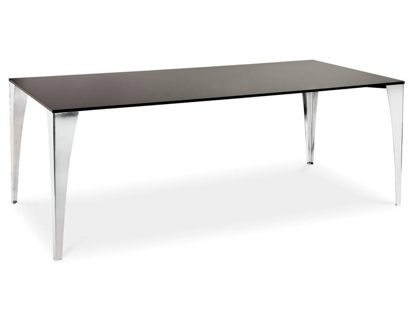 Iron table MALAGA | Table by Cantori