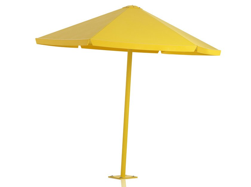 Steel Garden umbrella FOUR SEASONS by Nola Industrier