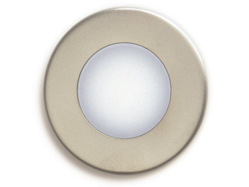 LED stainless steel steplight AQUA | LED steplight by DAISALUX