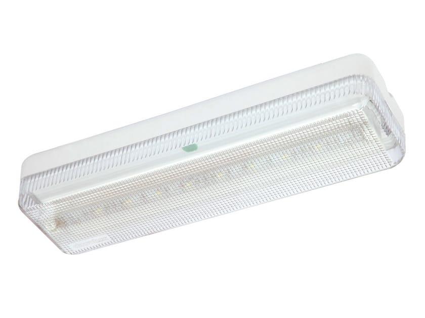 LED ceiling-mounted emergency light NOVA | LED emergency light by DAISALUX