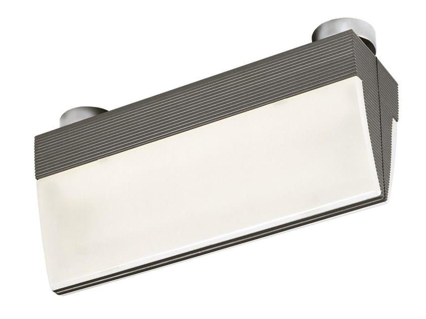 LED ceiling-mounted emergency light ARGOS | LED emergency light by DAISALUX