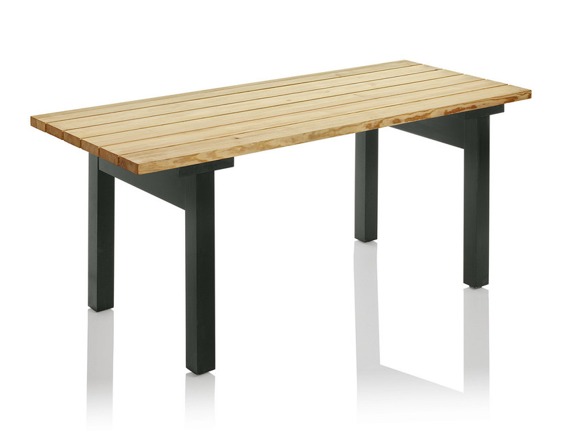 Pine picnic table BAKGÅRD | Picnic table by Nola Industrier