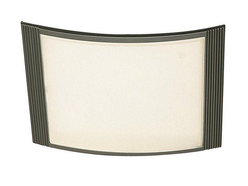 LED built-in wall-mounted emergency light MYRA   Built-in emergency light by DAISALUX