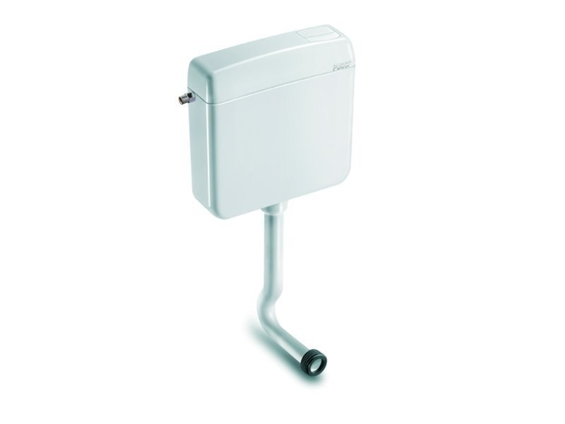 External WC cistern PUCCI ECO® EXPOSED by PUCCIPLAST