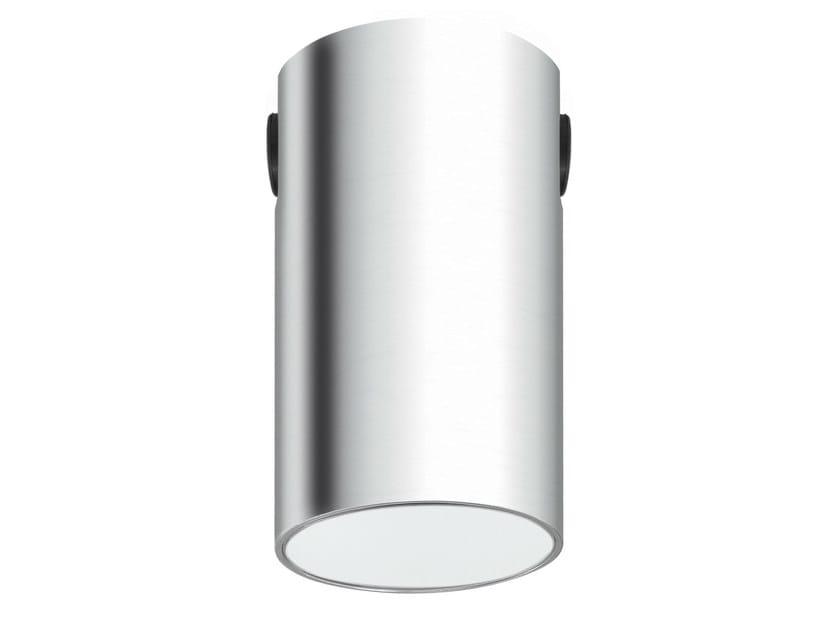 LED ceiling-mounted emergency light LENS | Ceiling-mounted emergency light by DAISALUX