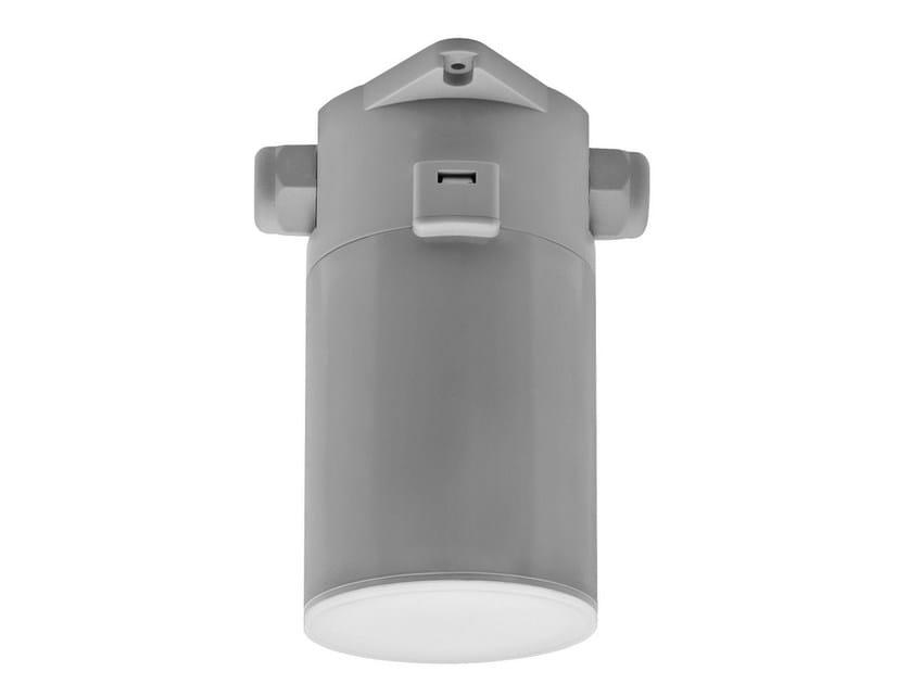 LED ceiling-mounted emergency light LENS | LED emergency light by DAISALUX