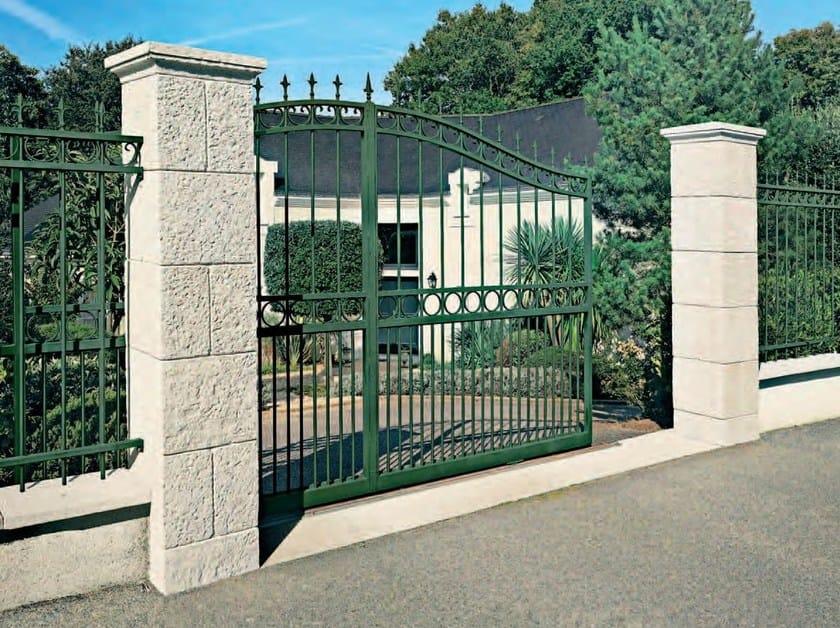 Pillar for gates RENAISSANCE by ORSOL