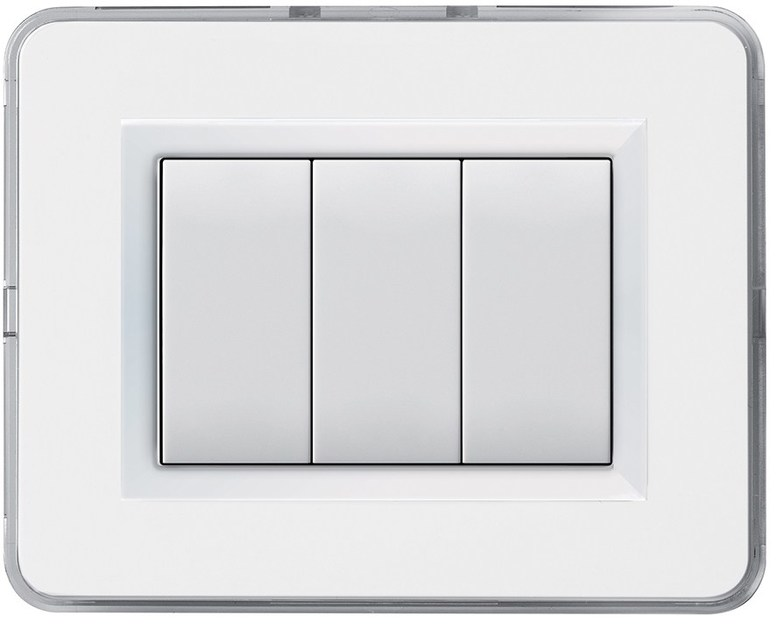 Bianco lucido RAL 9010