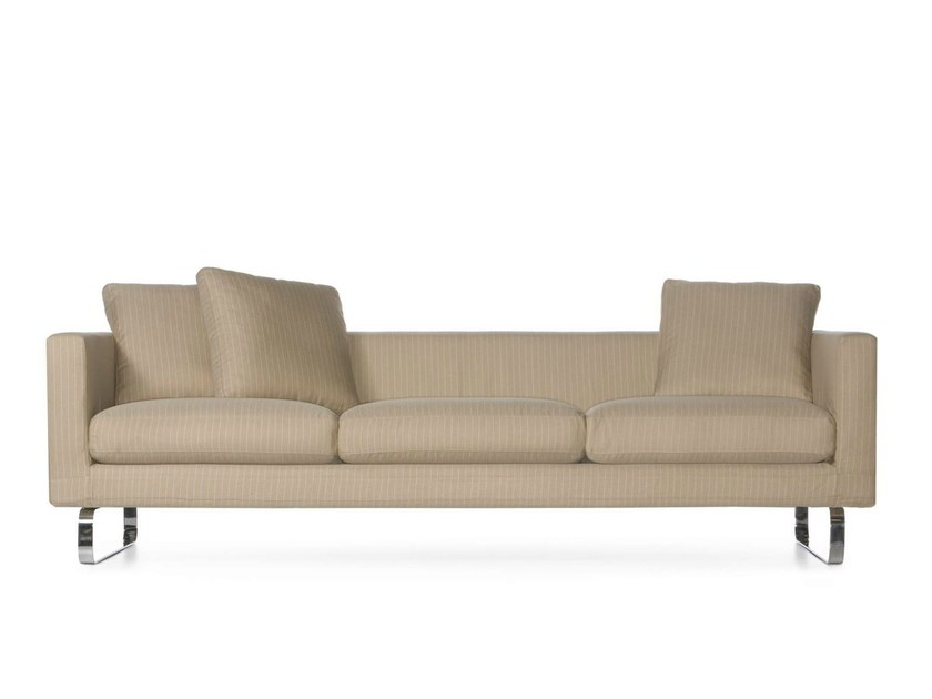 Sofa with fire retardant padding BOUTIQUE TRAVIS by moooi