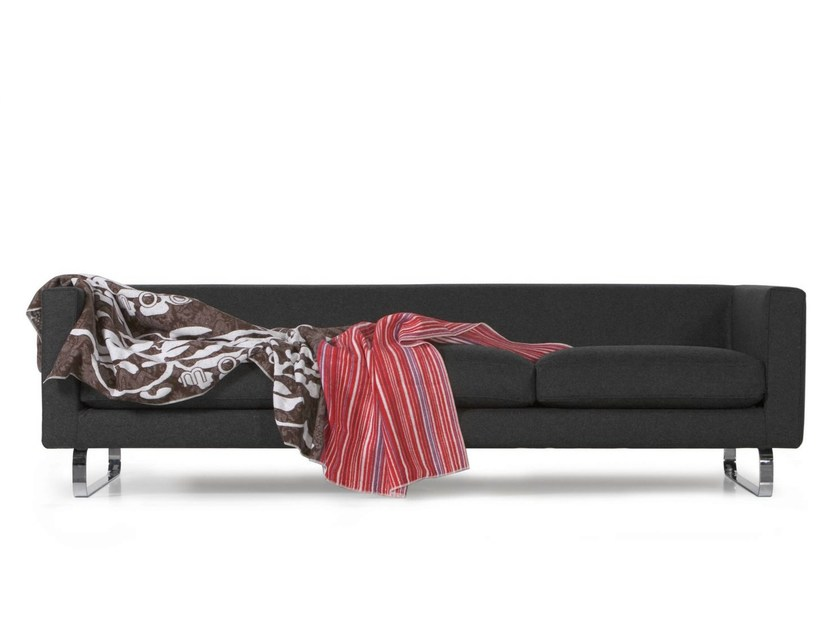 5 seater sofa BOUTIQUE BLANKET SEPTEMBER by moooi