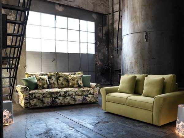 Sectional convertible sofa EWALD | Sectional sofa by Domingo Salotti