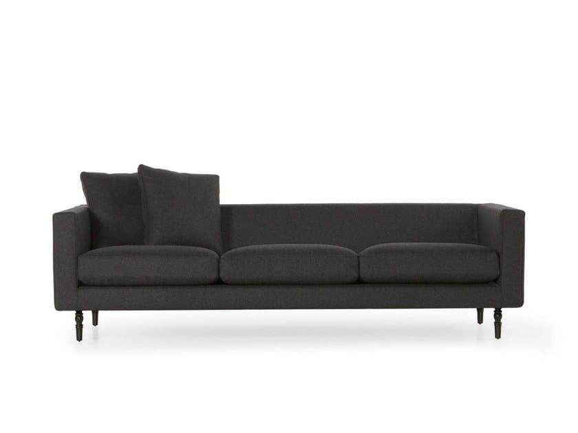 Sofa with fire retardant padding BOUTIQUE CHAMELEON DIVINA MELANGE 180 by moooi