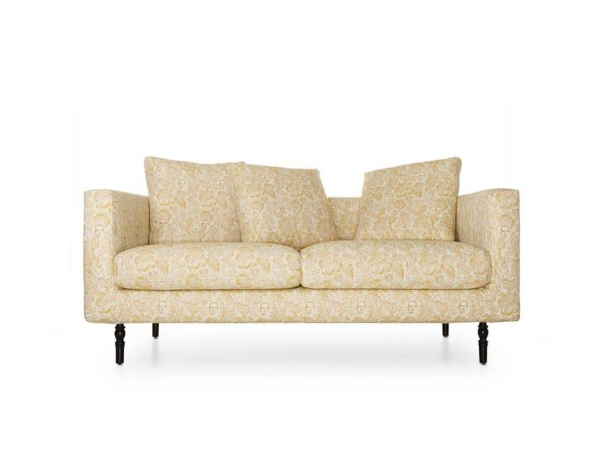 Coated foam sofa BOUTIQUE | 2 seater sofa by moooi