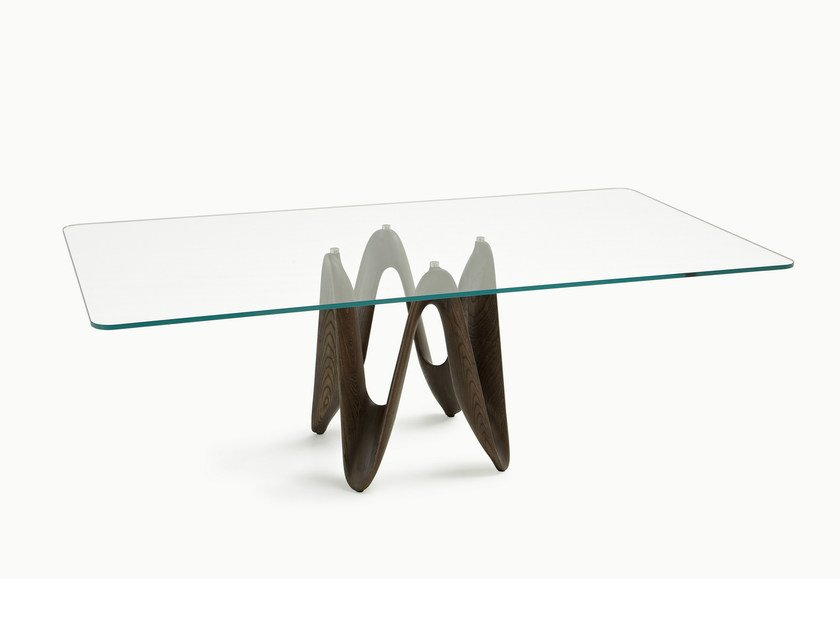 Table LAMBDA RECTANGULAR by Sovet italia