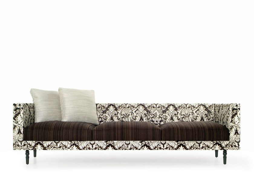 3 seater sofa with fire retardant padding BOUTIQUE DEER by moooi