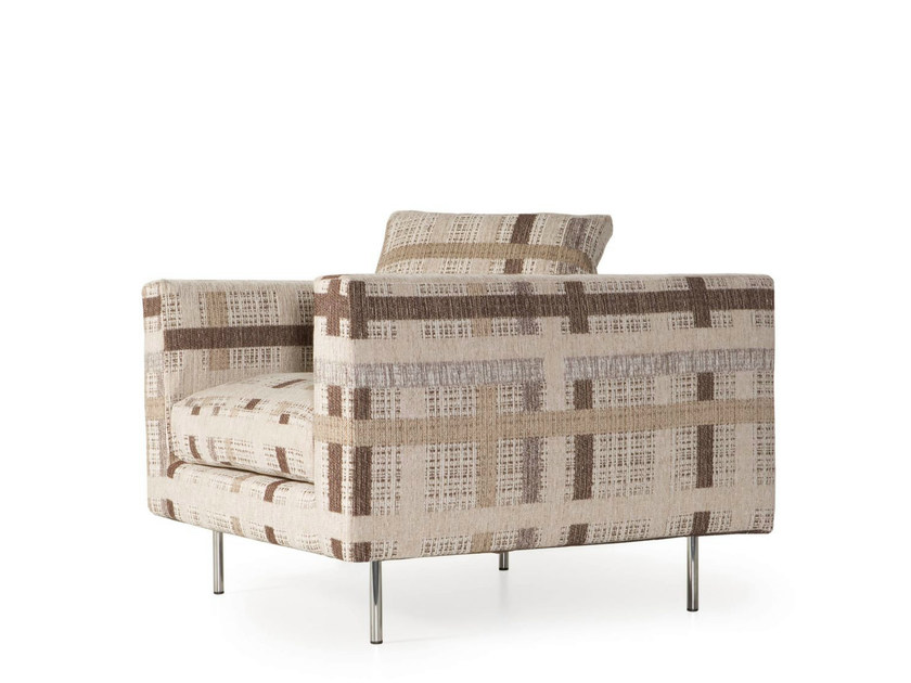 Armchair with fire retardant padding BOUTIQUE NEW YORK | Armchair by moooi
