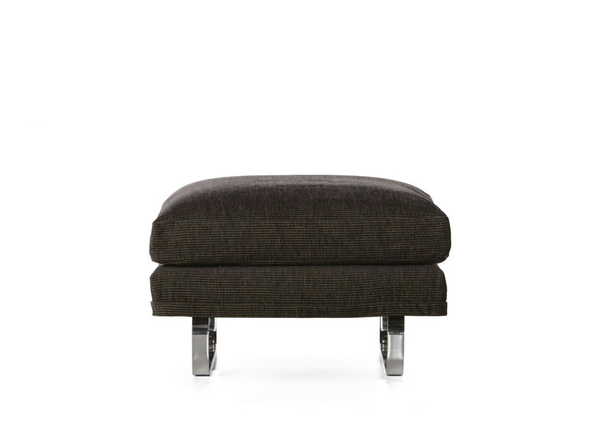 Expanded polyurethane footstool BOUTIQUE DADDY | Footstool by moooi