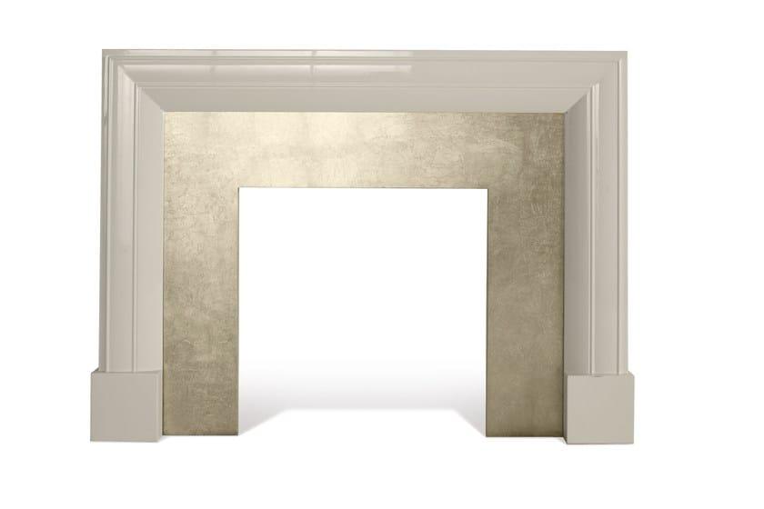 Wooden Fireplace Mantel RICHARD | Fireplace Mantel by Cantori