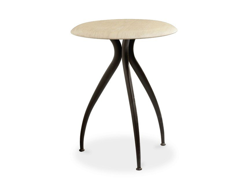 Round coffee table for living room ARTURO | Coffee table by Cantori