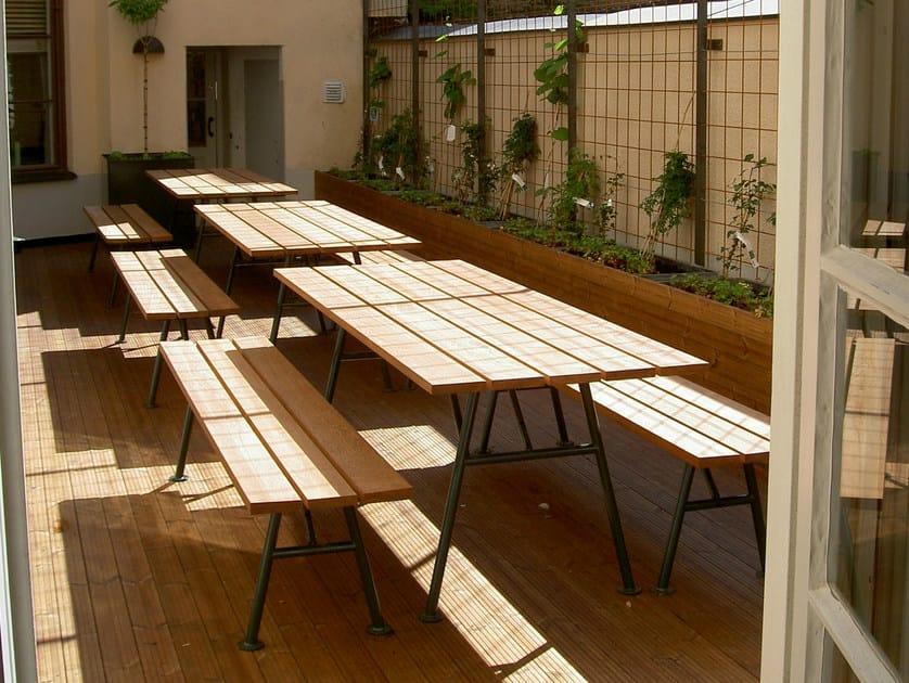 Tavolo In Legno Da Giardino Pieghevole.Tavolo Da Giardino Pieghevole In Legno Alnon Tavolo Da Giardino