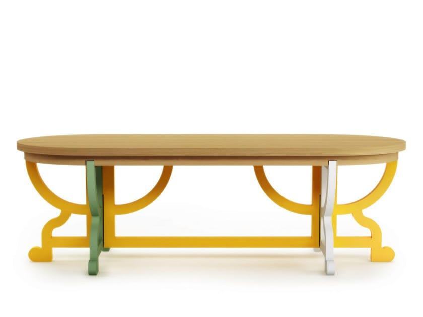 Salotto Da Paper Patchwork Table Tavolo Moooi yfgb76
