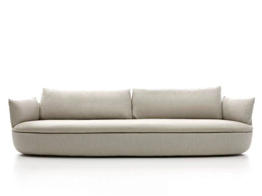 Dacron® sofa BART XL by moooi