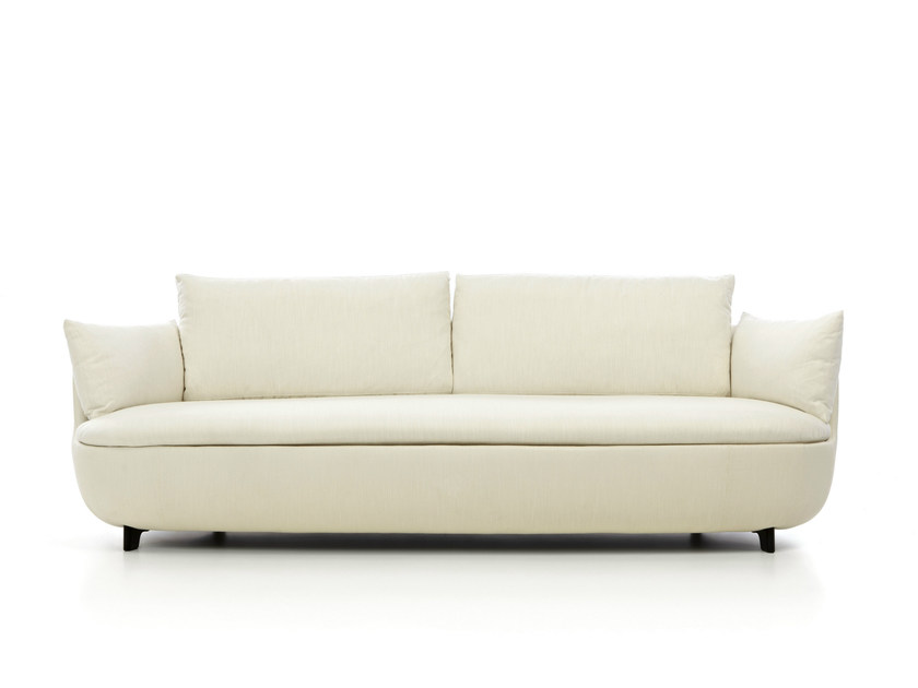 Sofa with removable cover BART CANAPE by moooi