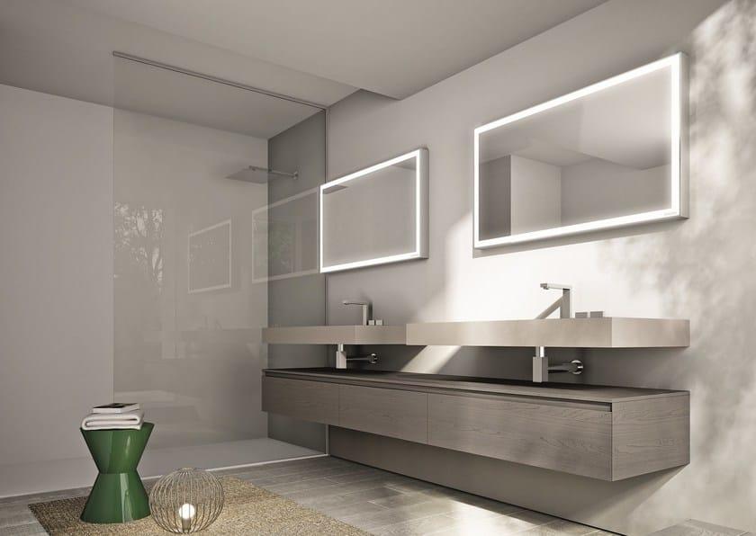Specchio per bagno cubik specchio per bagno idea