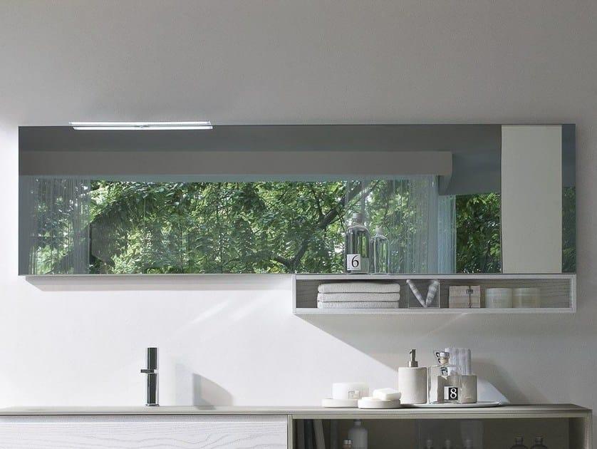 Bathroom mirror COMP MSP07 | Bathroom mirror by Idea
