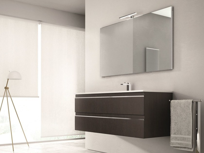 Bathroom furniture set MISTRAL COMP 06 by Idea