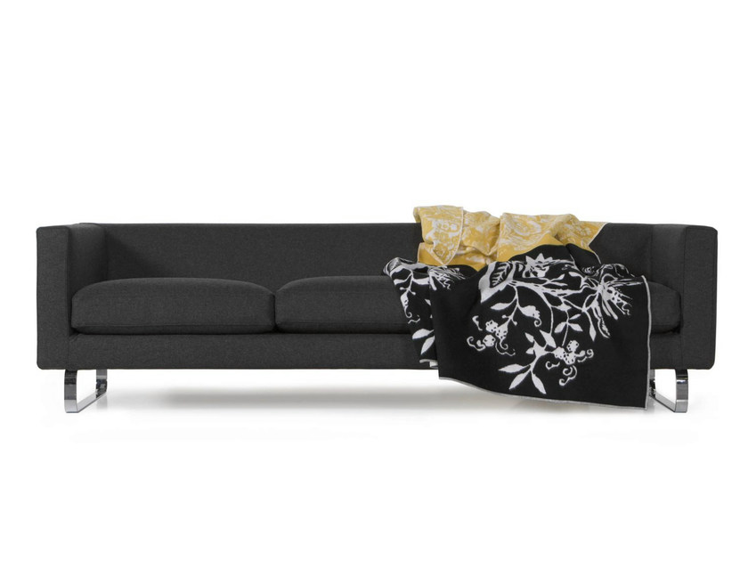 4 seater sofa BOUTIQUE BLANKET MAY by moooi