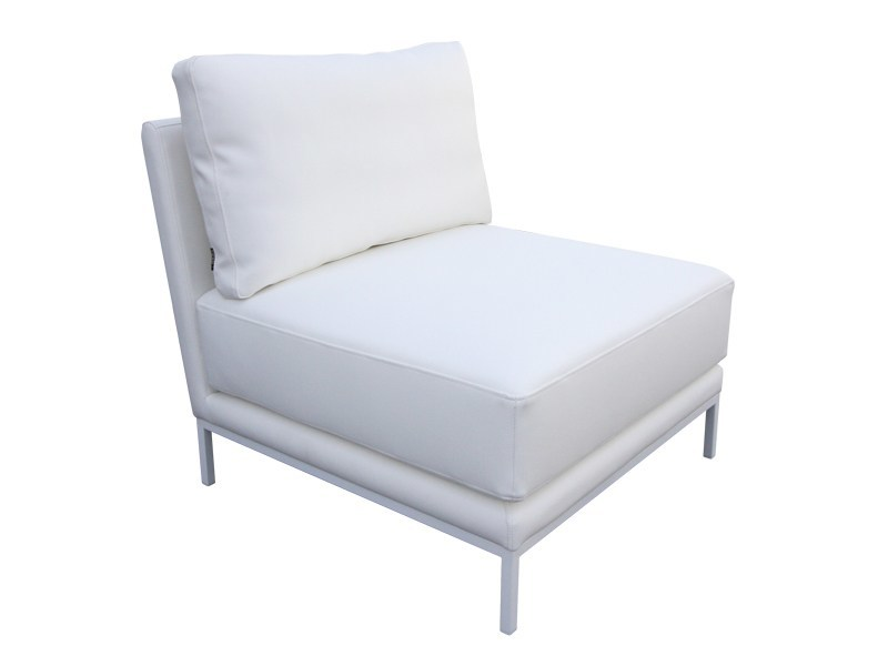 Modular Stamskin® garden armchair SAO PAULO | Modular garden armchair by Sérénité Luxury Monaco