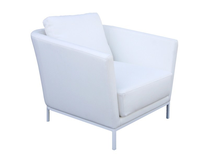 Stamskin® garden armchair with armrests SAO PAULO | Garden armchair by Sérénité Luxury Monaco