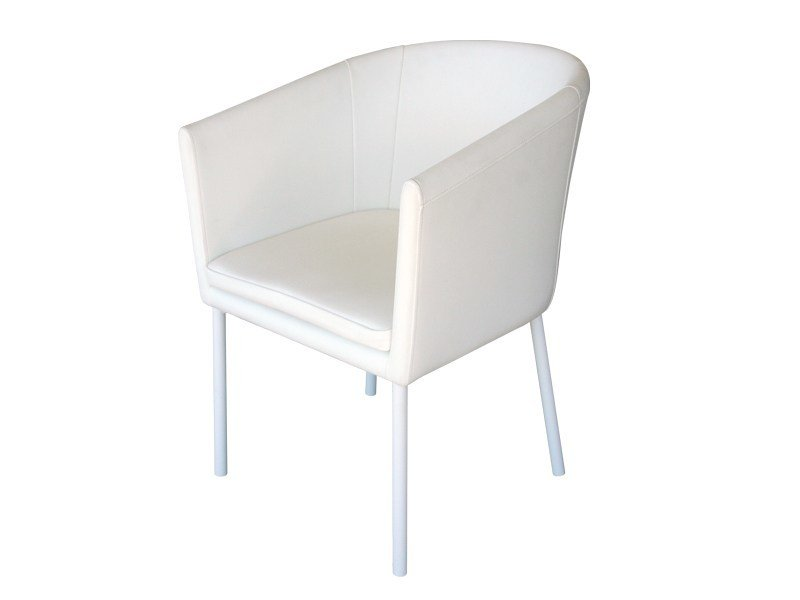 Garden chair with armrests SAO PAULO | Chair with armrests by Sérénité Luxury Monaco