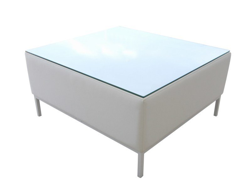 Rectangular garden side table SAO PAULO | Garden side table by Sérénité Luxury Monaco