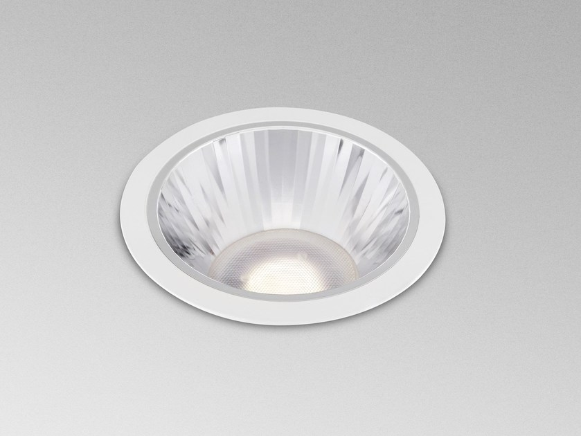 LED round aluminium spotlight ROUND by GEWISS