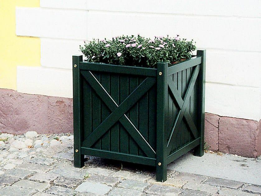 Pine Flower pot LINNÉA by Nola Industrier