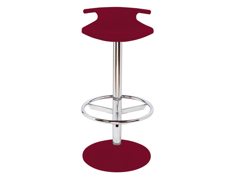 High swivel technopolymer stool JOY by GABER