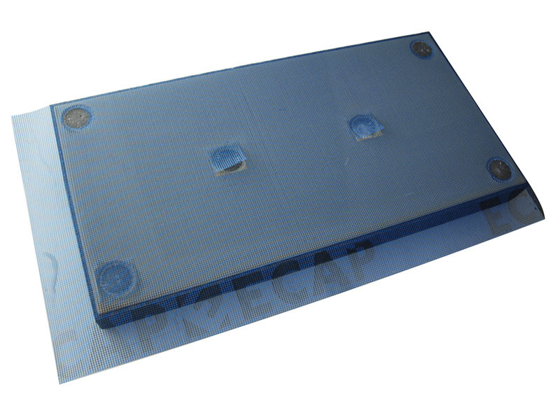 Expanded polyurethane thermal insulation panel ECAP® GT by EDILTECO